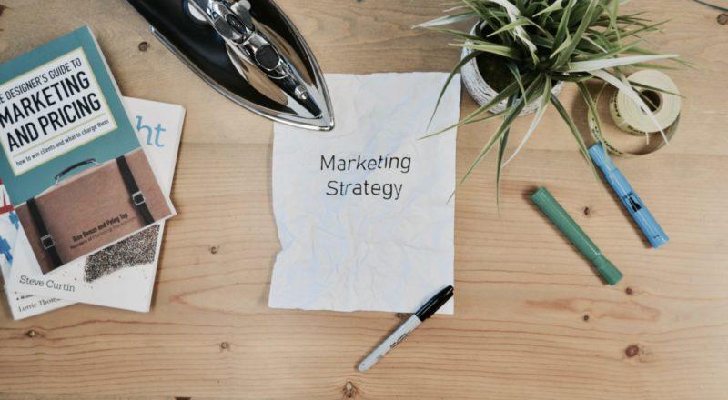 Estrategia de marketing para eventos.