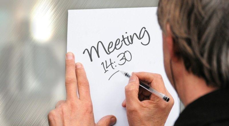 Agenda de conferencia