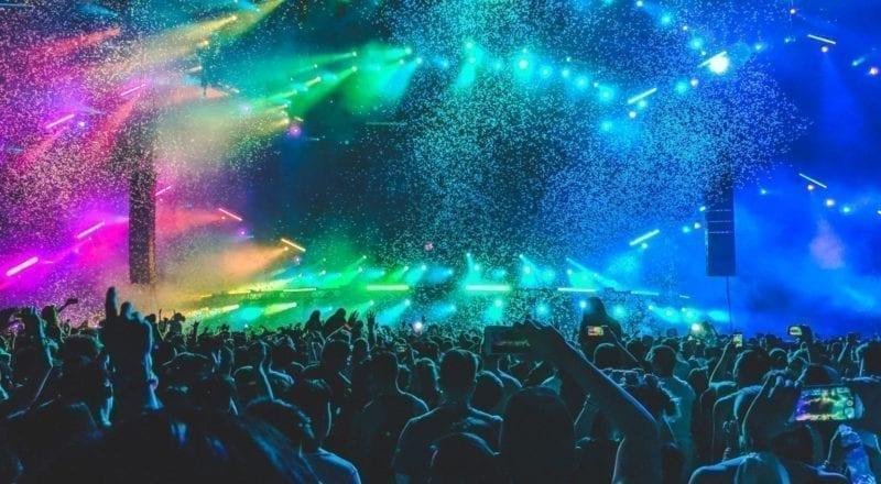 Cuánto cuesta un festival de música.