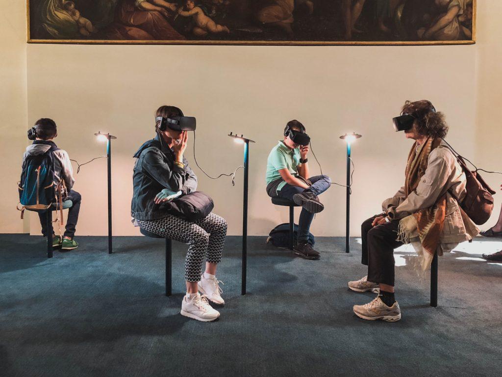 Realidad Aumentada y Realidad Virtual para Eventos: ¿Realmente todavía necesita espacios reales?
