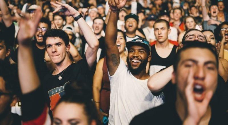 Cómo manejar multitudes en eventos.