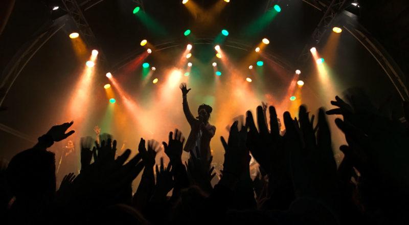 guía de marketing para conciertos